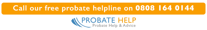 Contact our free probate helpline